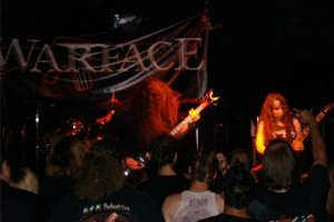 Warface's CD Release Party at the Soma