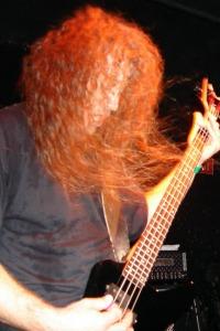 Dave Smith - Vocals & Bass Guitar