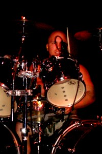 Tyson Jupin - Drums